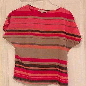 Short sleeved blouse